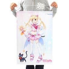 Idol Magical Girl Chiru Chiru Michiru B2 Double-Sided Tapestry
