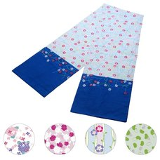 Japanese Pattern Gauze Scarves