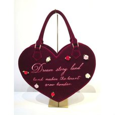 Swankiss Love Rose Bags