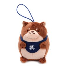 Chuken Mochi Shiba All-Star Potteri Bean Bag Plush Collection (Mini Strap)