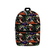 My Hero Academia All-Over Print Sublimated Backpack
