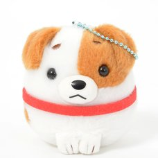 Wanko Tai Dog Plush Collection (Ball Chain)