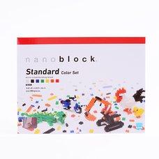 Nanoblock Standard Color Set