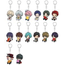 Ensemble Stars! Mogumogu Acrylic Keychain Collection Vol. 2 Box Set