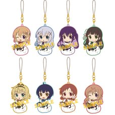 Is the Order a Rabbit?? DeRemus Rubber Strap Collection Box Set