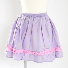 milklim Good Night Gathered Skirt