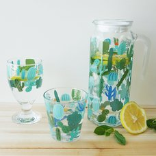 Oh My Honey Art Glassware Collection
