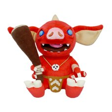 "Legend of Zelda: Breath of the Wild 12"" Bokoblin Plush"