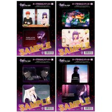 Fate/stay night: Heaven's Feel Card Dress-Up Sticker Collection