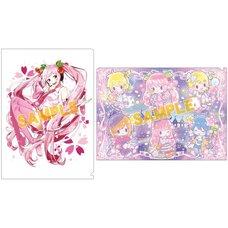 Vocaloid Sakura Miku Clear File Collection