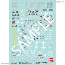 Gundam Decal No. 107: Mobile Suit Gundam Unicorn Vol. 1