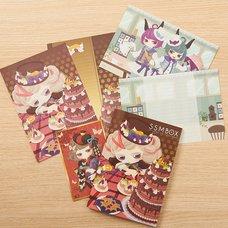 SSM Box: Shiratama Illustration Book