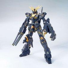 MG RX-0 Gundam Unicorn Unit 02 Banshee 1/100th Scale Plastic Model Kit