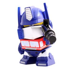 "Action Vinyls Transformers 5.5"" Optimus Prime (Hasbro-Inspired Colorway)"