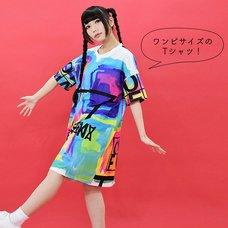 ACDC RAG Triangle T-Shirt Dress