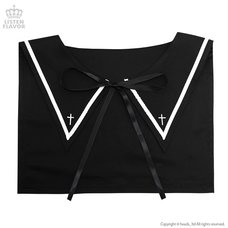 LISTEN FLAVOR Gothic Sailor Collar