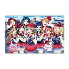 Love Live! Sunshine!! The School Idol Movie: Over the Rainbow Sticky Note Book