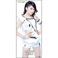 Morning Musume。'15 Gradation Tour Microfiber Towel - Akane Haga