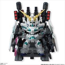 FW Gundam Converge EX 02 Action Figure