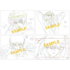Tokyo Ghoul:re Key Animation Clear File Collection