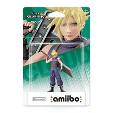 Super Smash Bros. Cloud amiibo