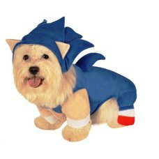 Sonic the Hedgehog Pet Cosplay