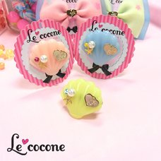Le cocone Mermaid Jewel Mini Hair Clip