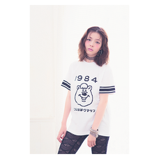 Kumatan Konnichiwa Kumatan T-Shirt