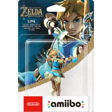 Legend of Zelda: Breath of the Wild - Archer Link amiibo