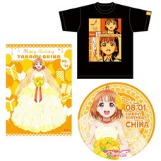 Love Live! Sunshine!! Season 2 Uranohoshi Girls' High School Store Birthday Present Set: Chika Takami Ver.