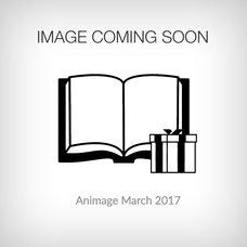 Animage March 2017 w/ Yuri!!! on Ice Mini Clear File