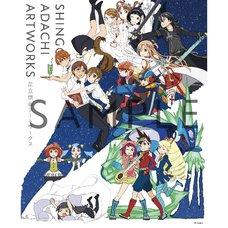 Shingo Adachi Artworks