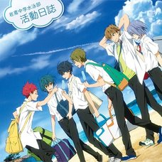 High Speed! Free! Starting Days Drama CD - Iwatobi Junior High School Katsudo Nisshi