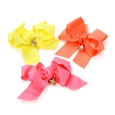 Le cocone Neon Ribbon Hair Tie