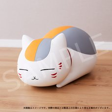 Natsume's Book of Friends the Movie: Ephemeral Bond Nyanko-sensei 1/2 Scale Soft Vinyl Coin Bank