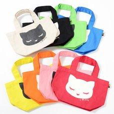 Osumashi Pooh-chan Face Mini Bags