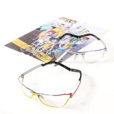 Yowamushi Pedal: Grande Road x Yamashita Megane Collaboration Glasses