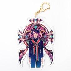 Akiakane A Boy Keychain