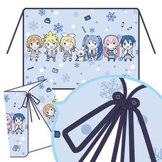 Snow Miku Blanket