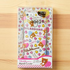 Rilakkuma Hearts iPhone Case