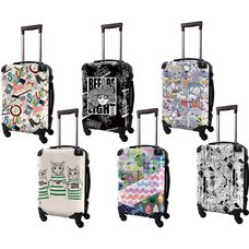ScoLar Art Suitcase