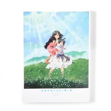 Hana no Youni: Wolf Children Official Book