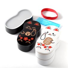 Doll Lunch Maneki-Neko Bento Boxes
