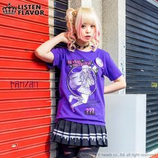 LISTEN FLAVOR Mysterious Kyoko Kirigiri T-Shirt