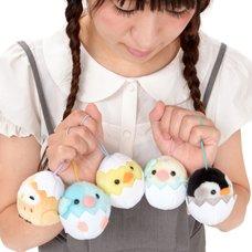 Tamago kara Kotori Tai Bird Plush Collection (Mini Strap)