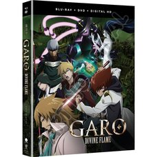 Garo the Movie: Divine Flame Blu-ray/DVD Combo Pack