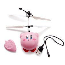 Kirby Hovering Helicopter