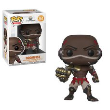 Pop! Games: Overwatch Series 4 - Doomfist
