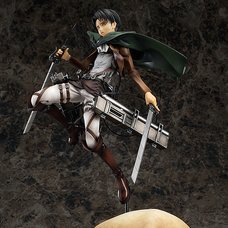 Levi 1/8th Scale Figure | Attack on Titan