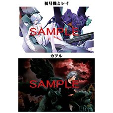 Neon Genesis Evangelion Yoshiyuki Sadamoto Comic Hardcover Notebook Collection